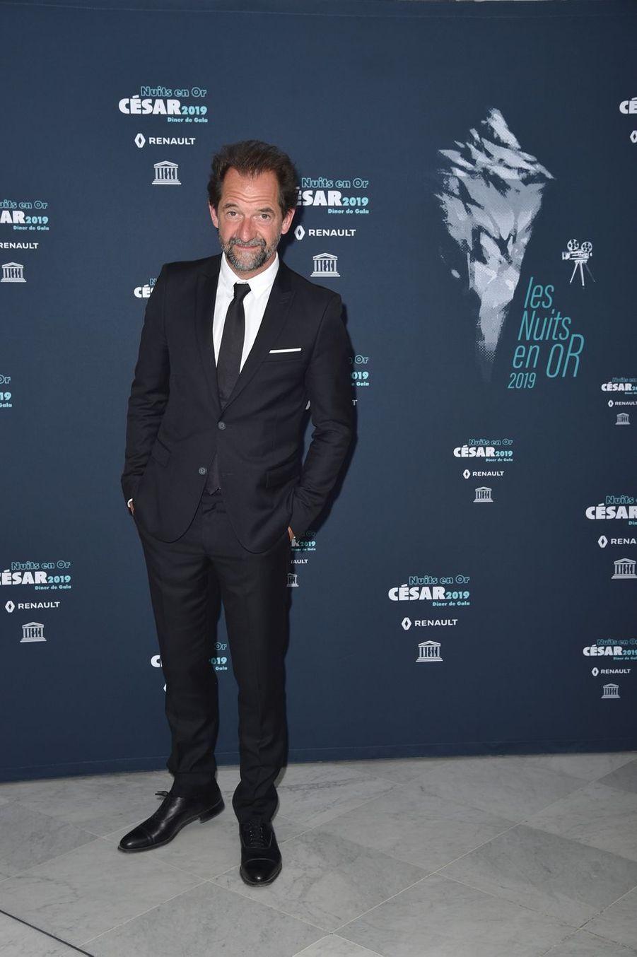 Stéphane De Groodtaux Nuits en Or à l'UNESCO, le 17 juin 2019.