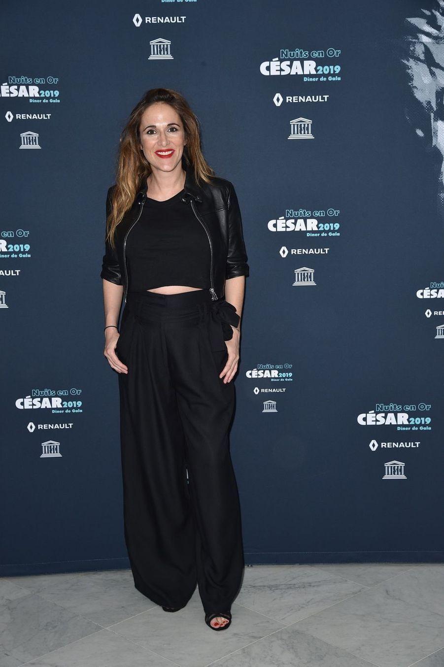Victoria Bedosaux Nuits en Or à l'UNESCO, le 17 juin 2019.