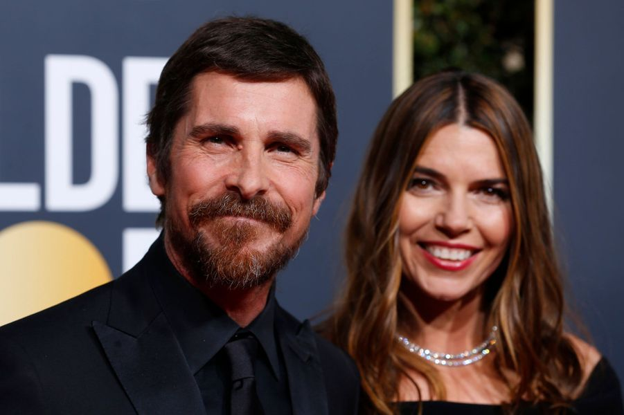 Christian Bale etSibi Blazic