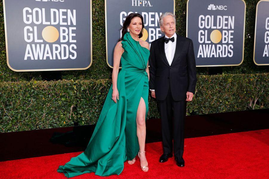 Michael Douglas et Catherine Zeta-Jones