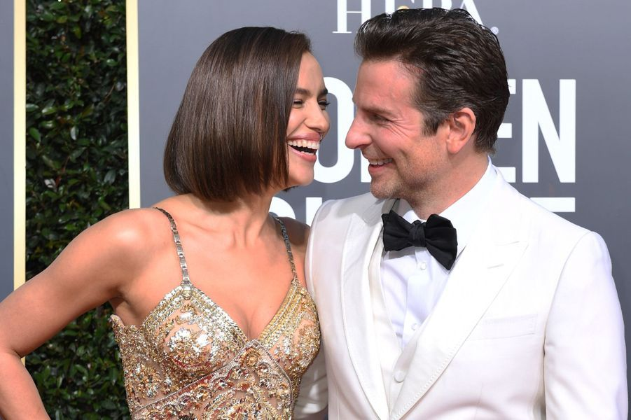 IrinaShayk et Bradley Cooper