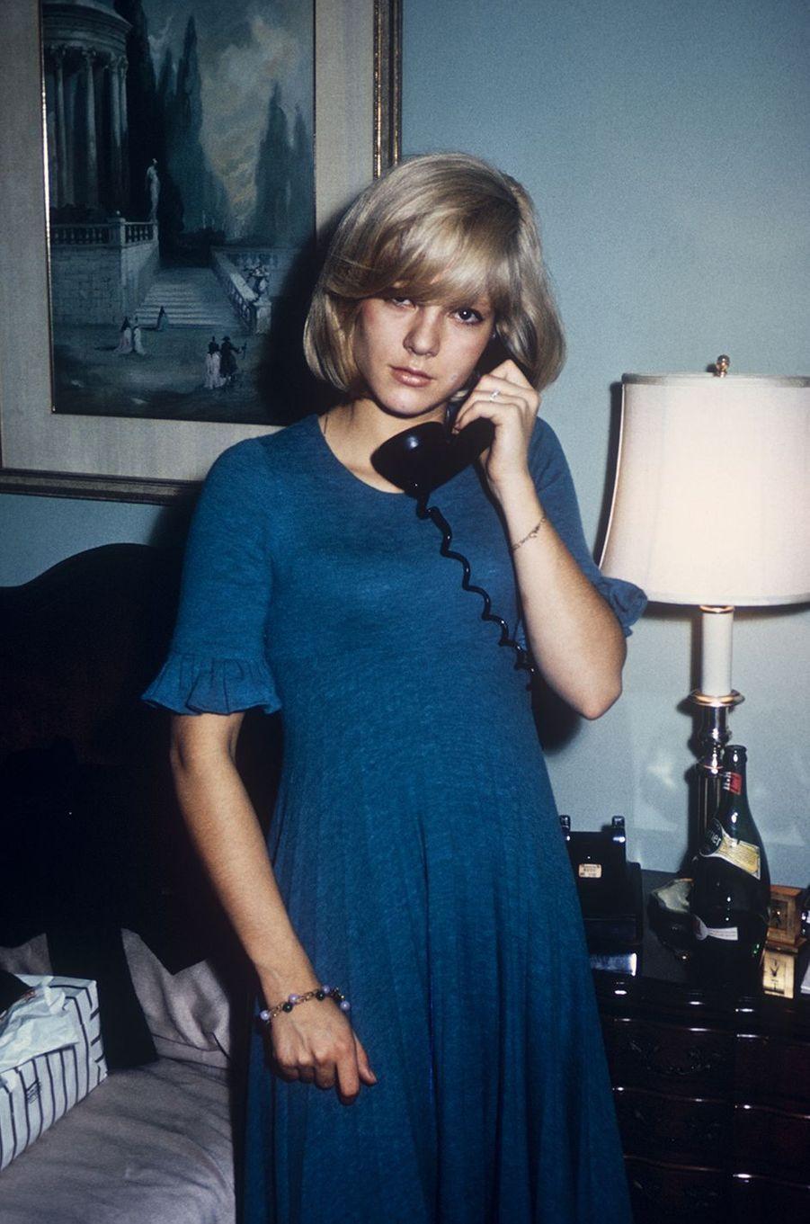 Sylvie Vartan en 1970.