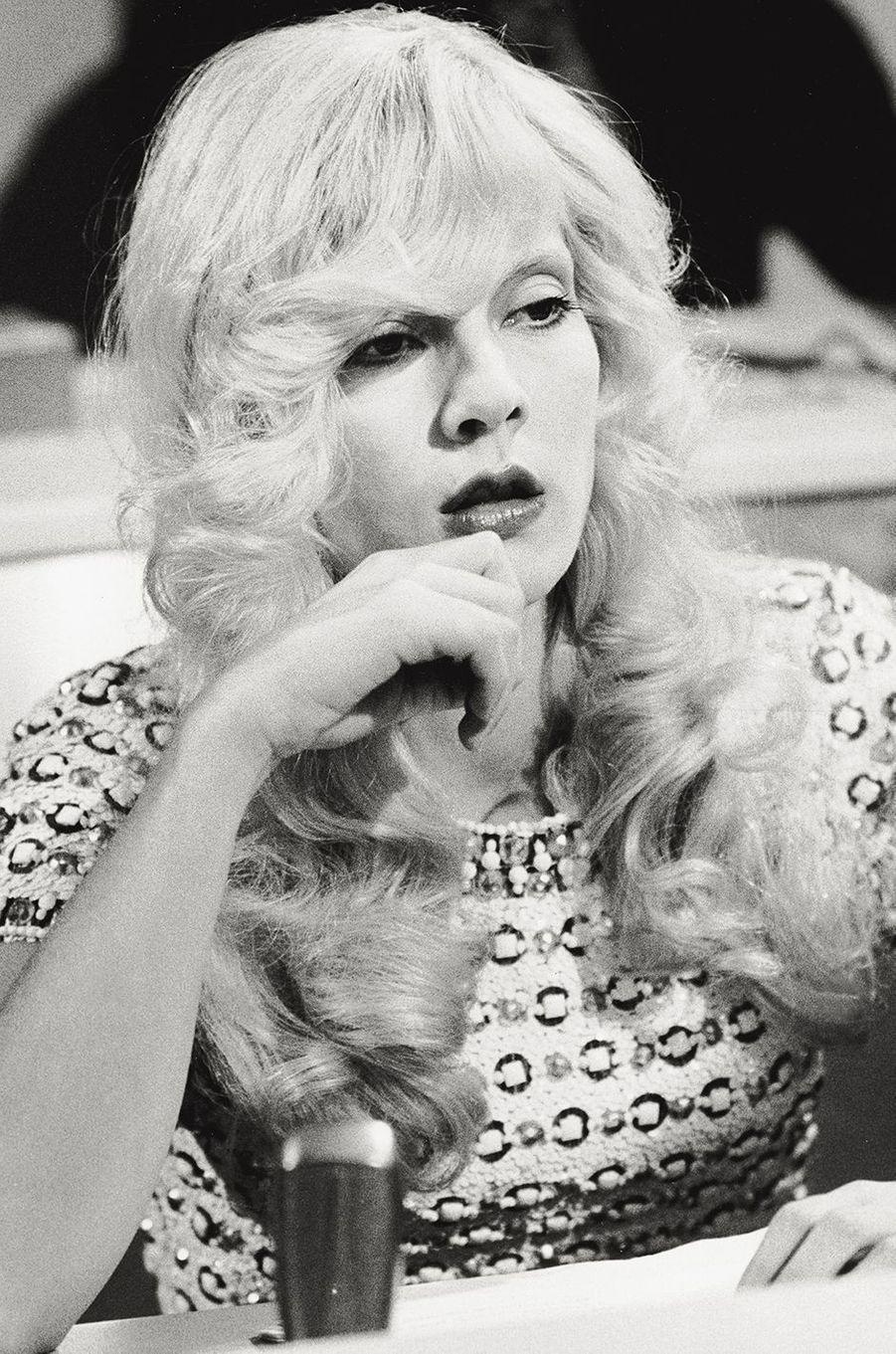 Sylvie Vartan en 1971.