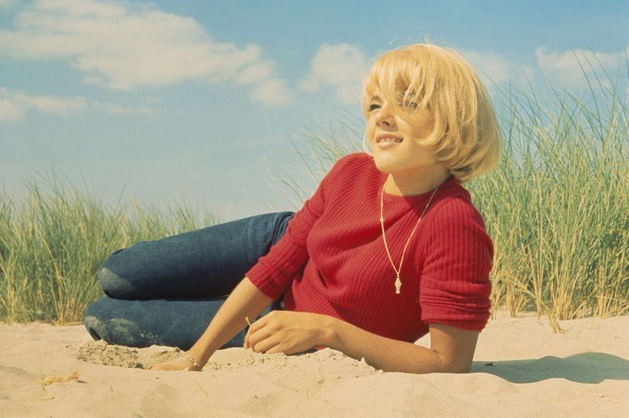 Sylvie Vartan, l'icône des sixties.