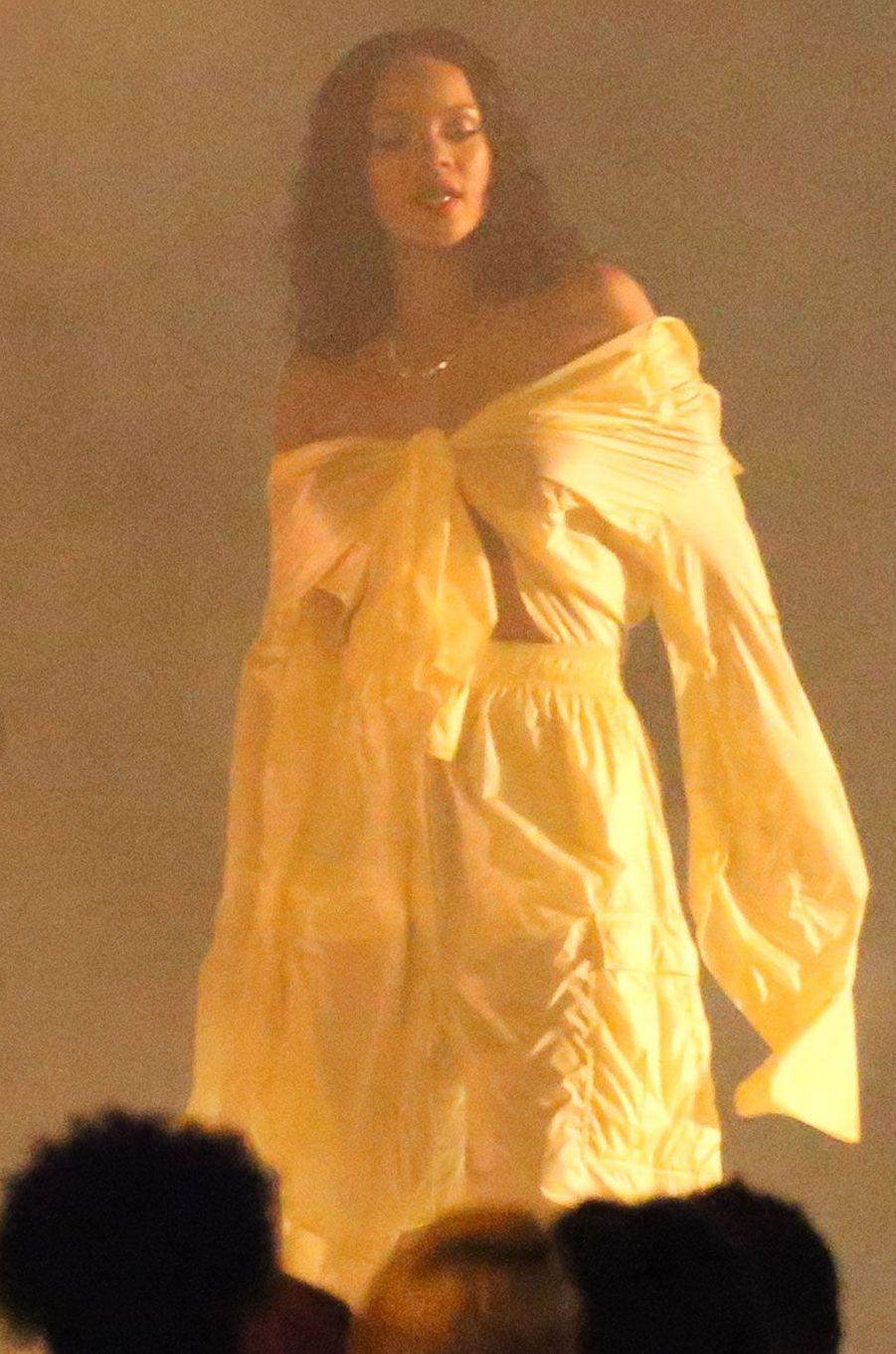 Rihanna à Miami.