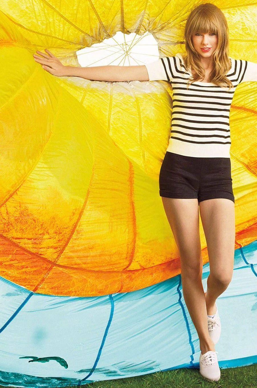 Taylor Swift une country girl devenue pop star.
