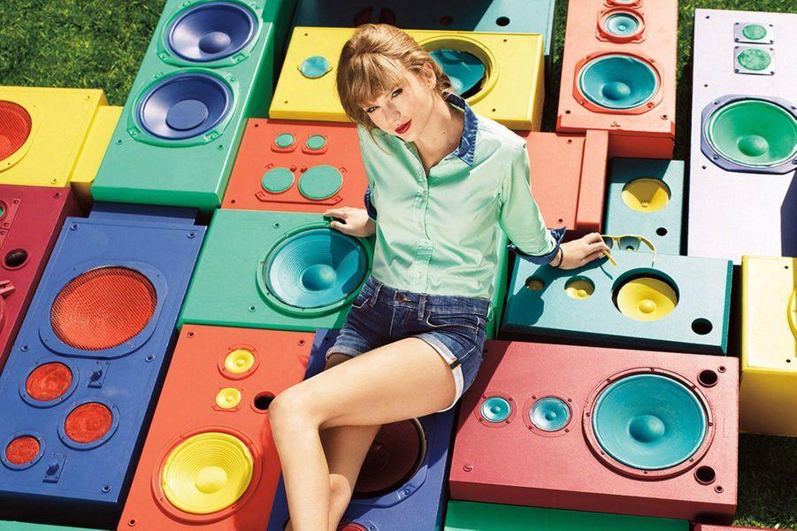 Taylor Swift, la nouvelle golden girl des Etats-Unis.