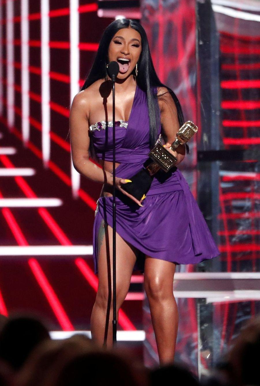 Cardi Baux Billboard Music Awards le 1er mai 2019 à Las Vegas
