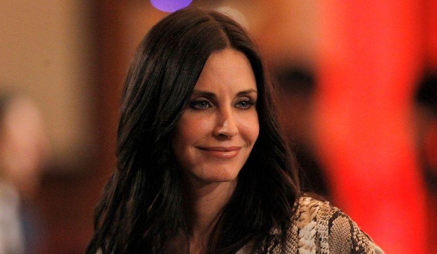 Sa partenaire à l'écran dans Cougar Town, Busy Philipps, a reçu le prix de la Meilleur actrice dans un second rôle pour une comédie.