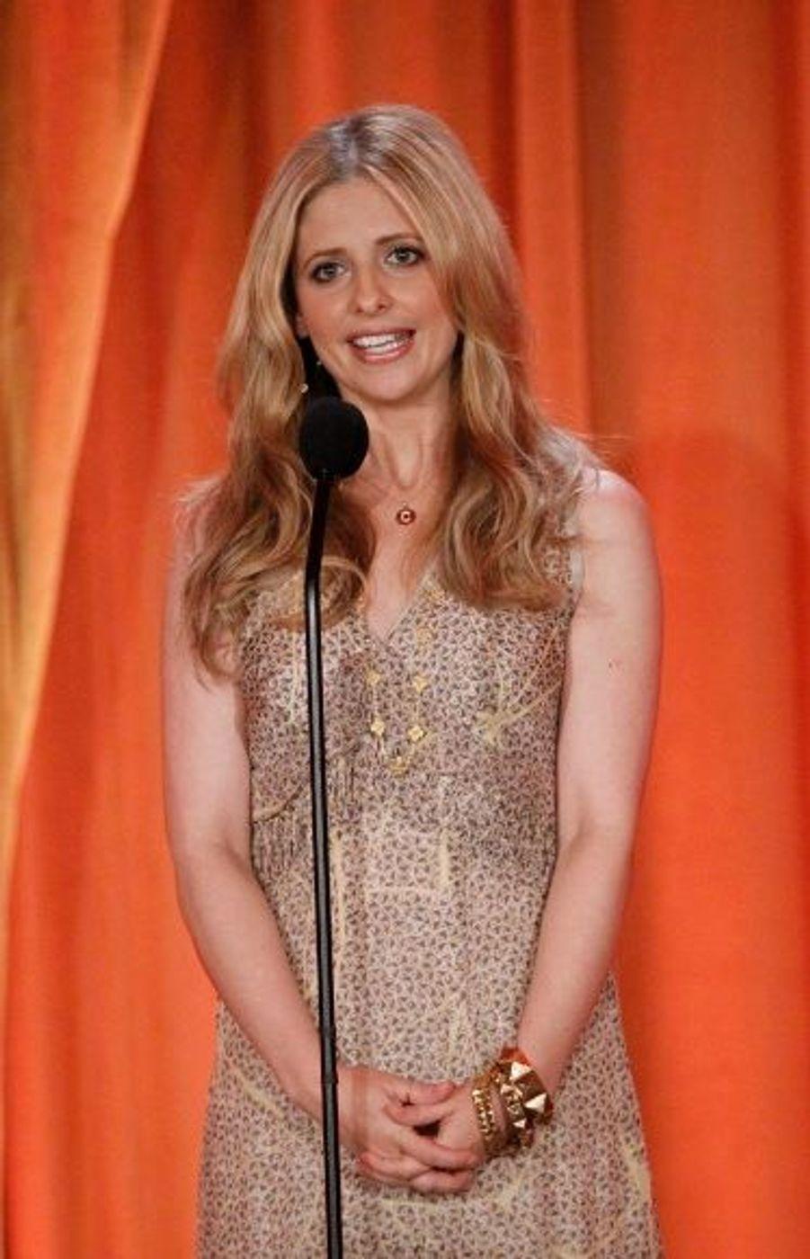 L'actrice avait été sollicitée pour présenter certains nominés.