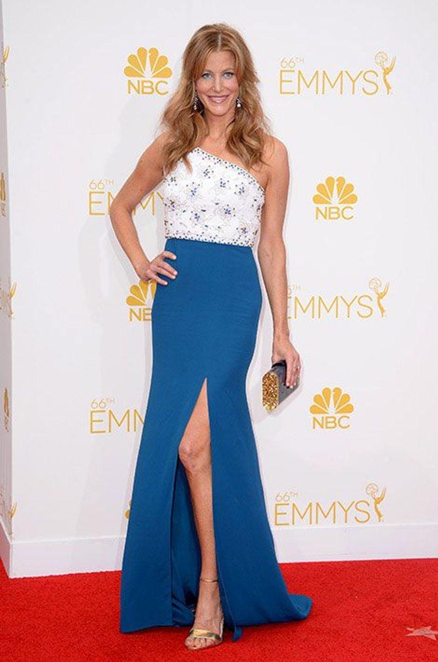 Anna Gunn aux Emmy Awards 2014