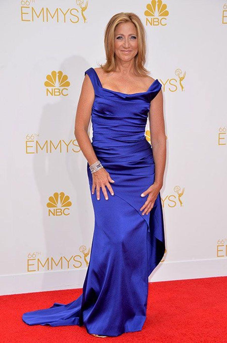 Edie Falco aux Emmy Awards 2014