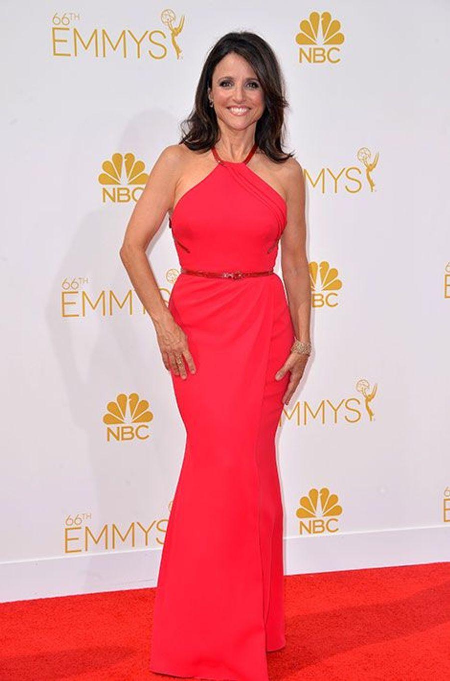 Julia Louis-Dreyfus aux Emmy Awards 2014