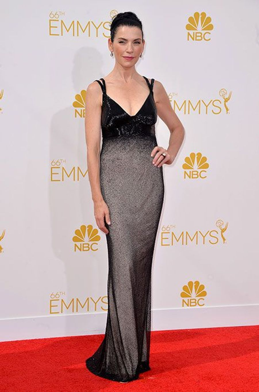 Julianna Margulies aux Emmy Awards 2014