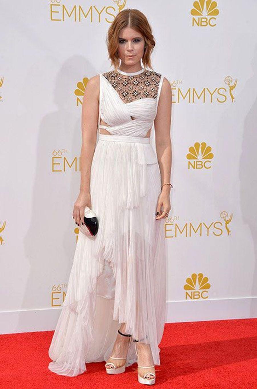 Kate Mara aux Emmy Awards 2014