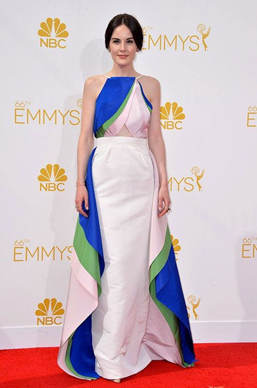 Michelle Dockery aux Emmy Awards 2014