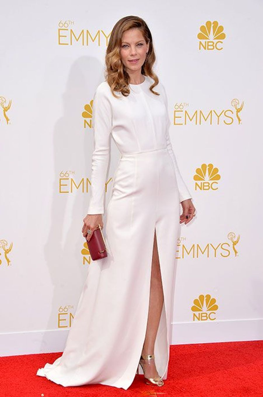 Michelle Monaghan aux Emmy Awards 2014