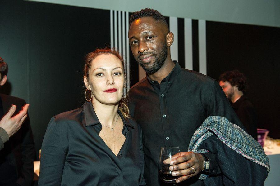Karole Rocher et Thomas N'Gijol aux 30 ans de Canal+