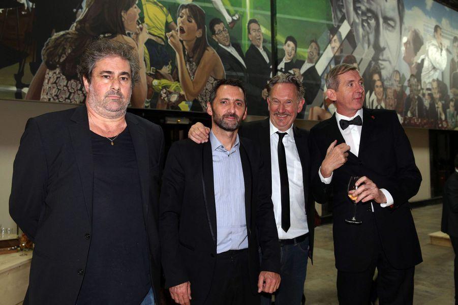 L'équipe de Groland aux 30 ans de Canal+