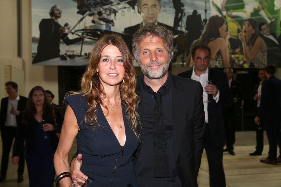 Muriel Cousin et Stéphane Guillon aux 30 ans de Canal+