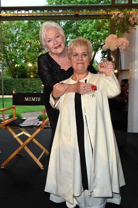 Line Renaud et Mimie Mathy