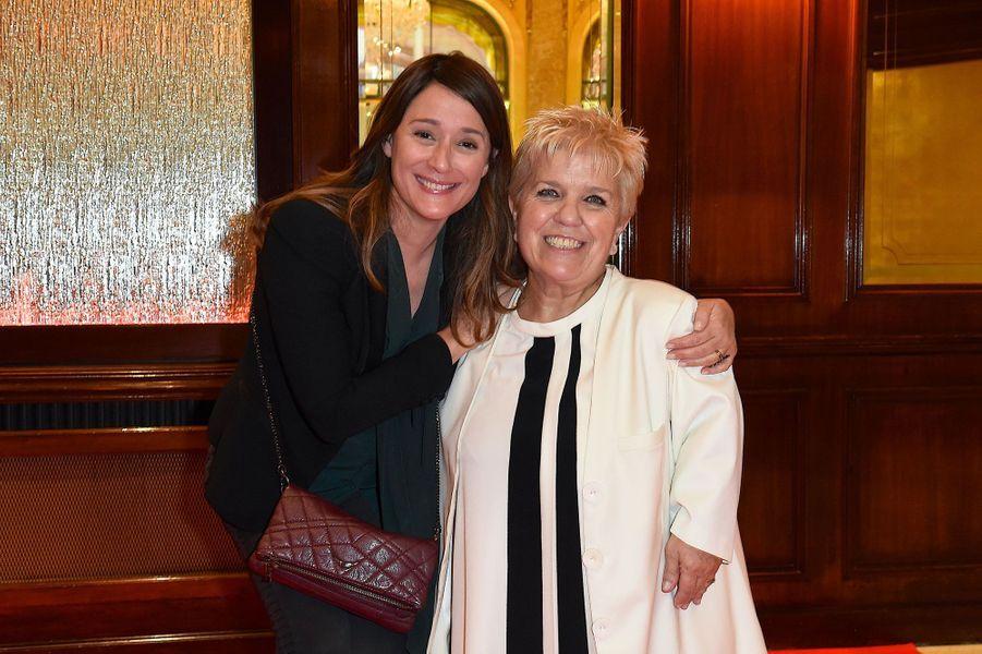Mimie Mathy et Daniela Lumbroso