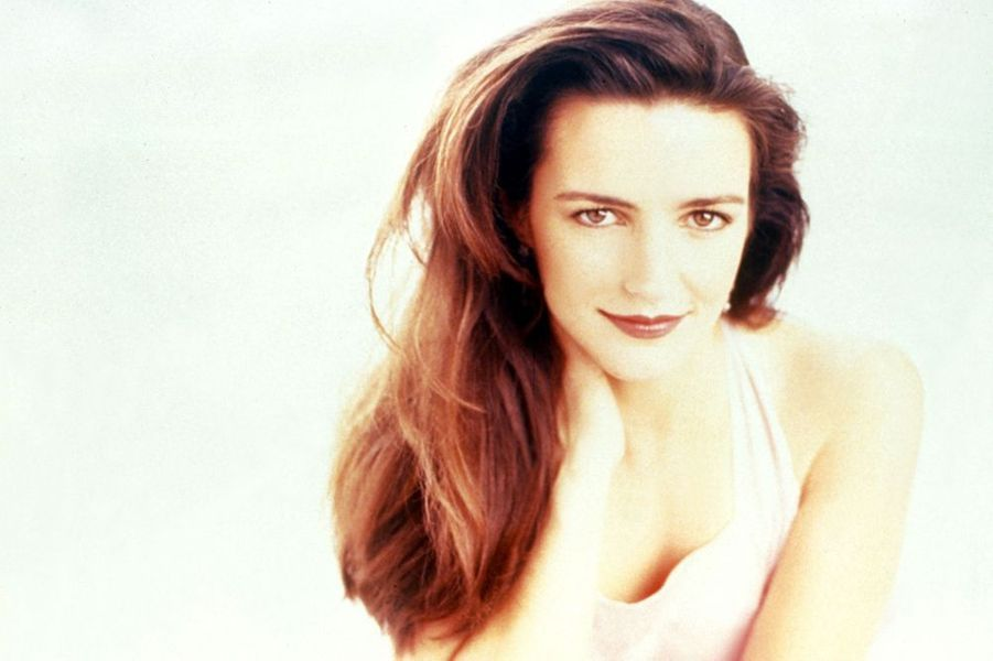 """Dans """"Melrose Place"""" en 1995"""