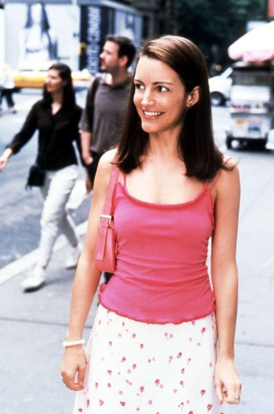 """Dans """"Sex and the City"""" en 1998"""