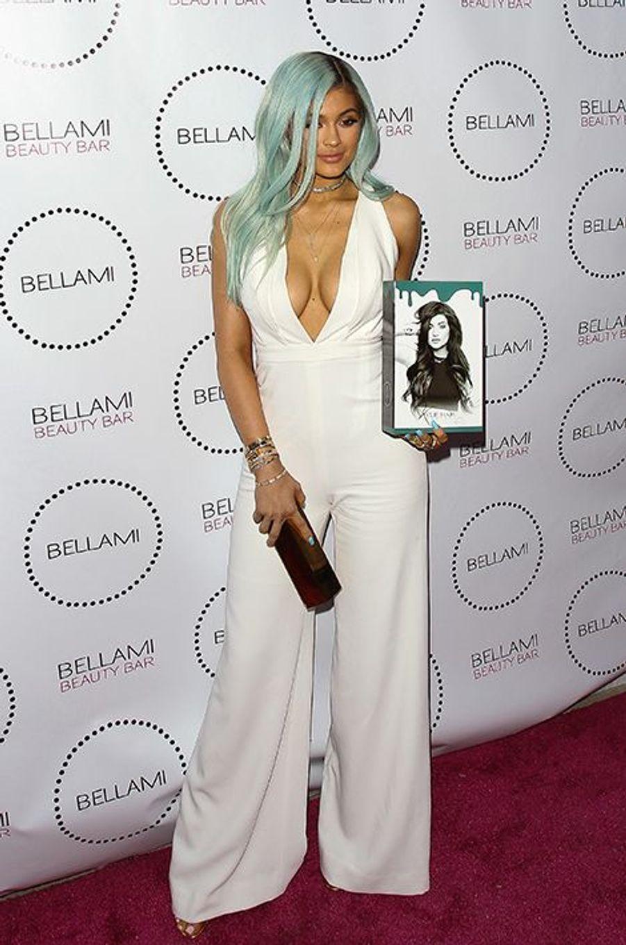 Kylie Jenner à Los Angeles le 9 juillet 2015