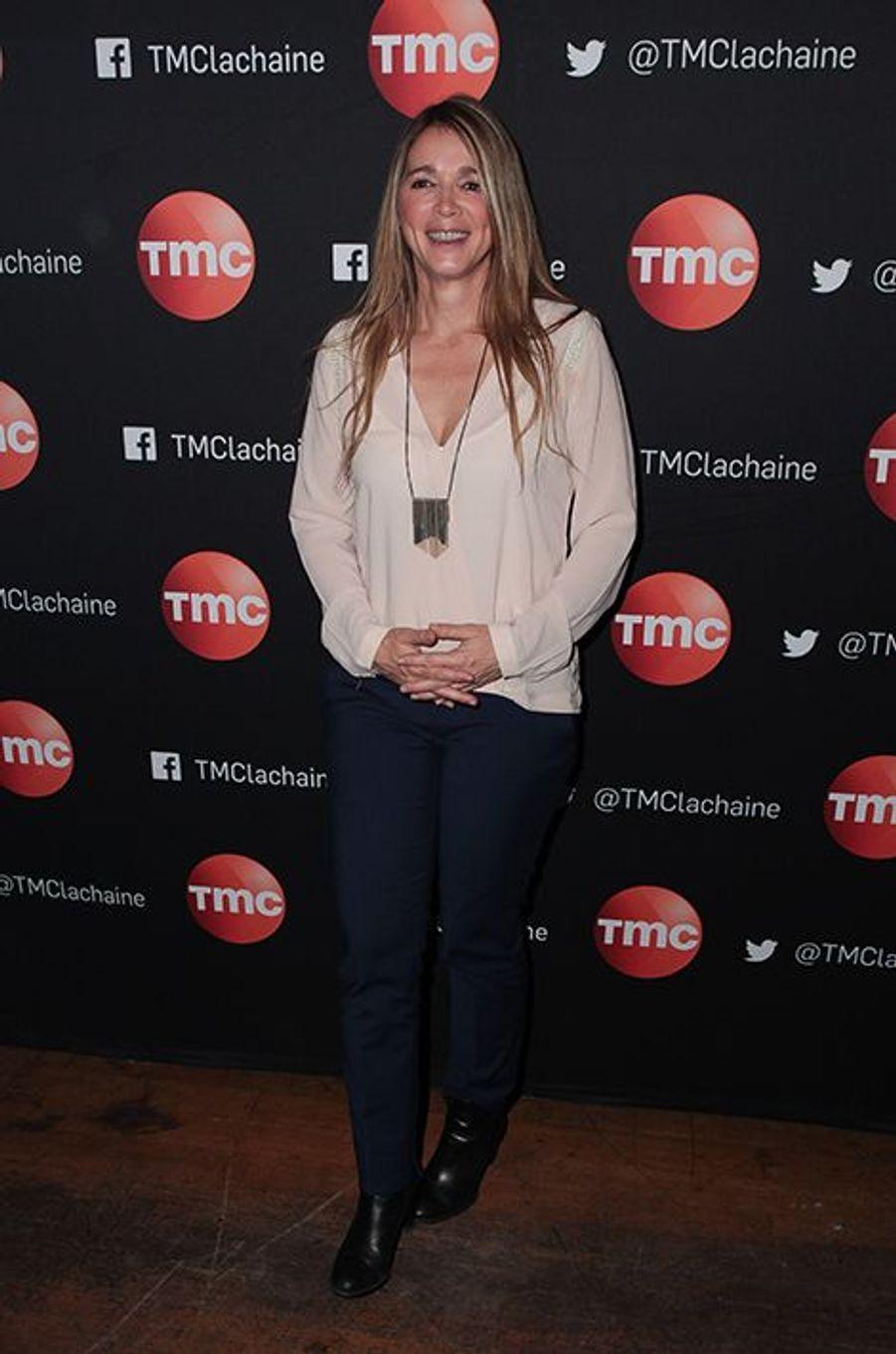 Hélène Rollès à Paris le 4 novembre 2014