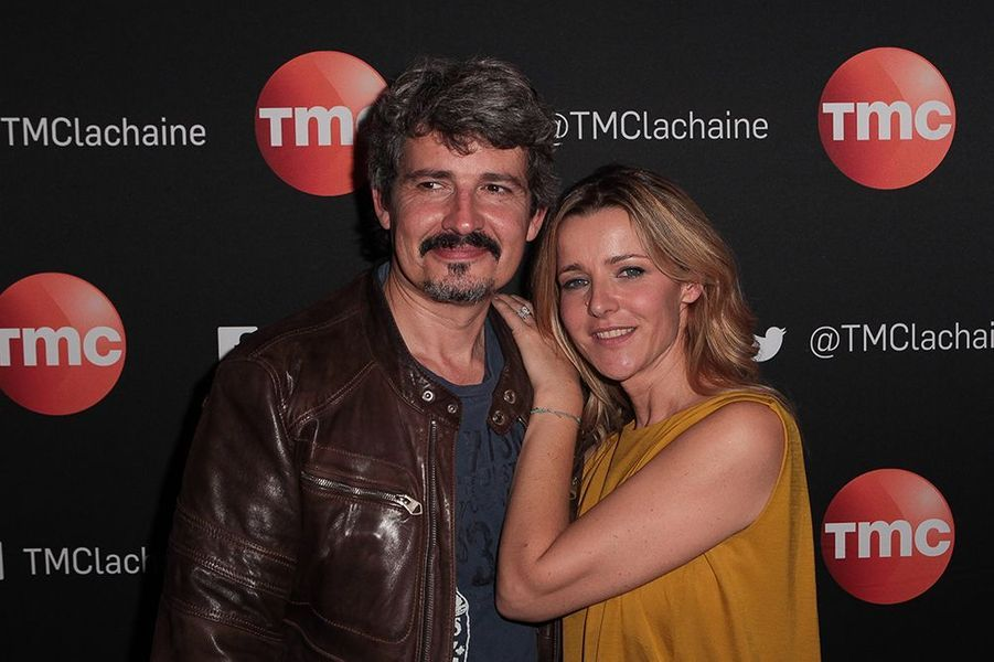 Philippe Vasseur et Laure Guibert à Paris le 4 novembre 2014