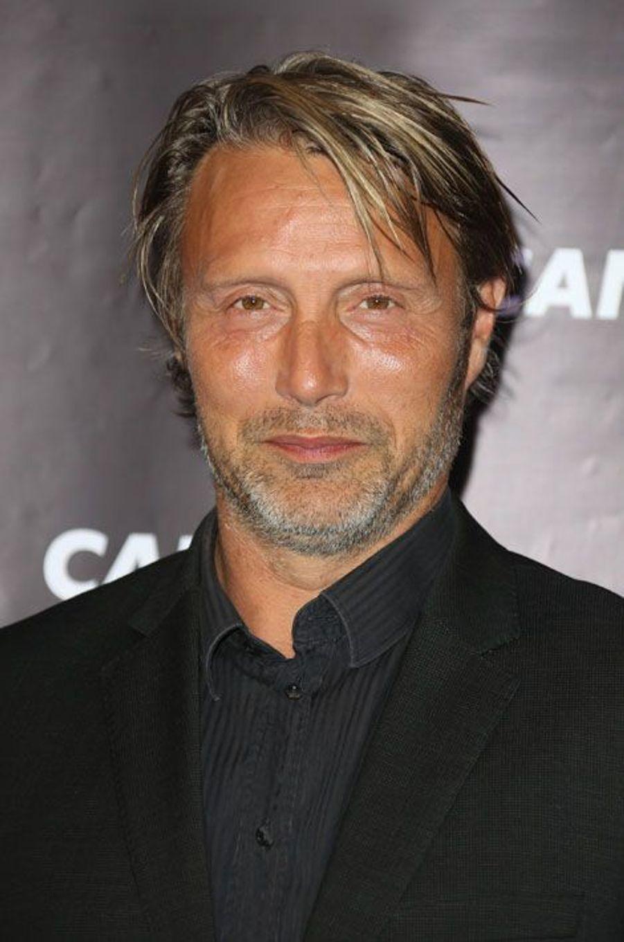 Mads Mikkelsen, alias Hannibal Lecter