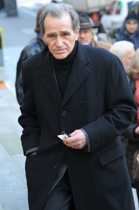 André Matherin à l'église Saint-Roch de Paris