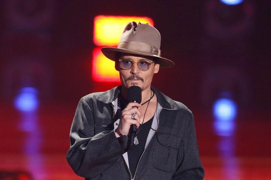 Johnny Depp, aujourd'hui