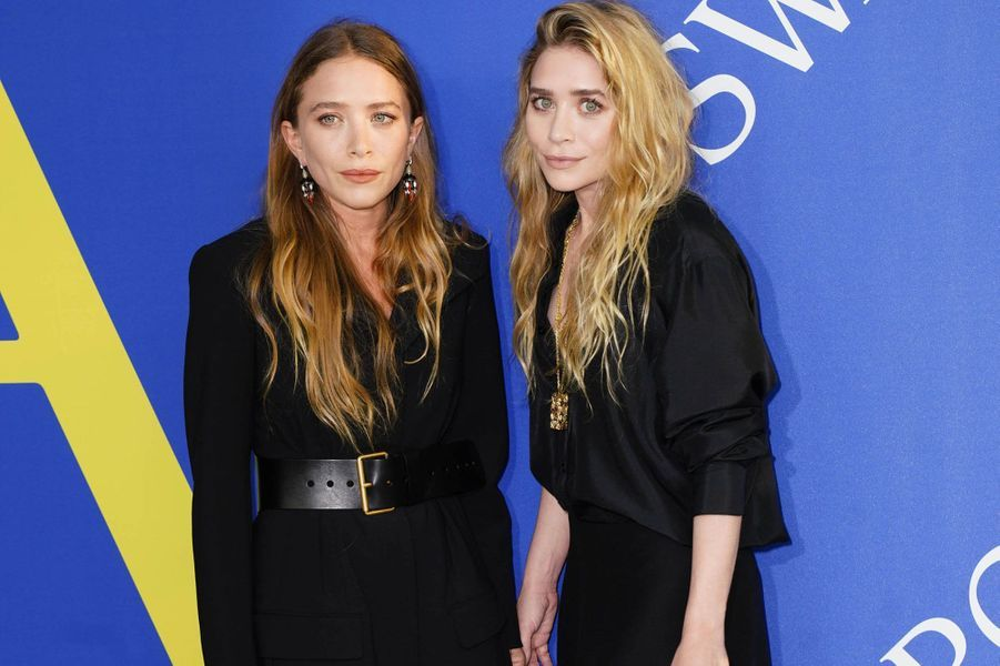 Mary-Kate et Ashley Olsen alias Michelle Tanner en 2018