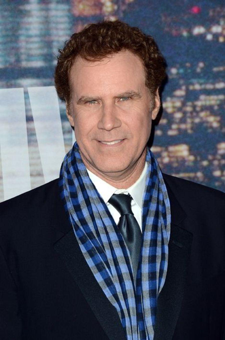 Will Ferrell à New York le 15 février 2015