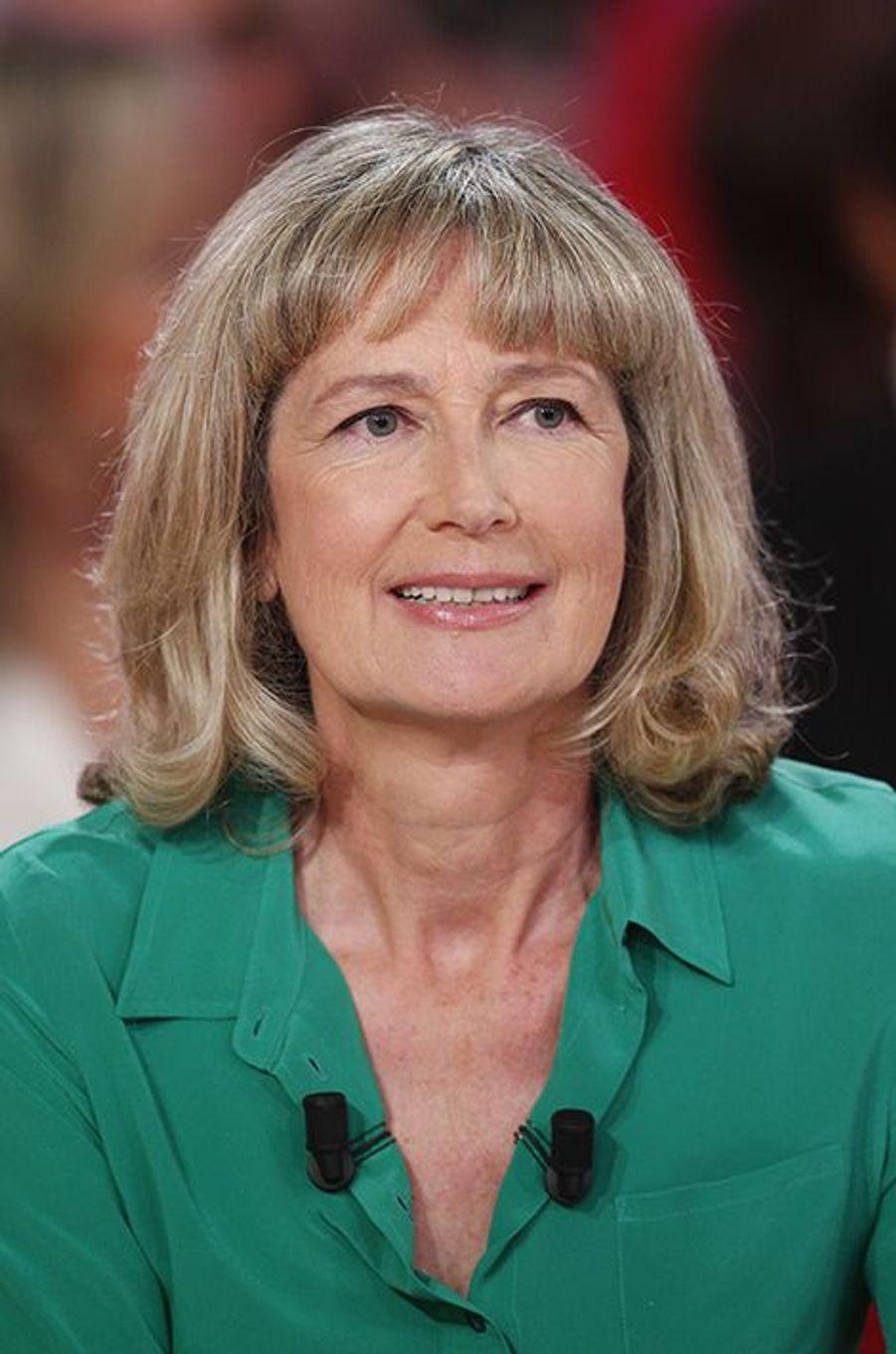 Hélène Jullien, soeur de Valérie Lemercier