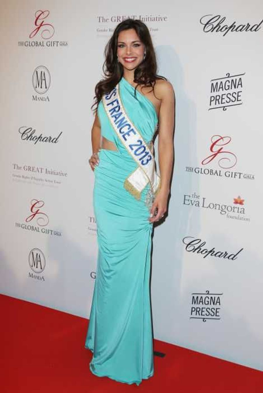 Marine Lorphelin, Miss france 2013