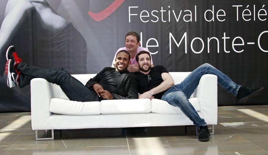 Stars et personnalités de la télévision se sont donné rendez-vous lors du 52ème Festival de télévision à Monte Carlo, qui a débuté dimanche. L'occasion pour elles de saluer le prince Albert II de Monaco, qui préside l'événement.