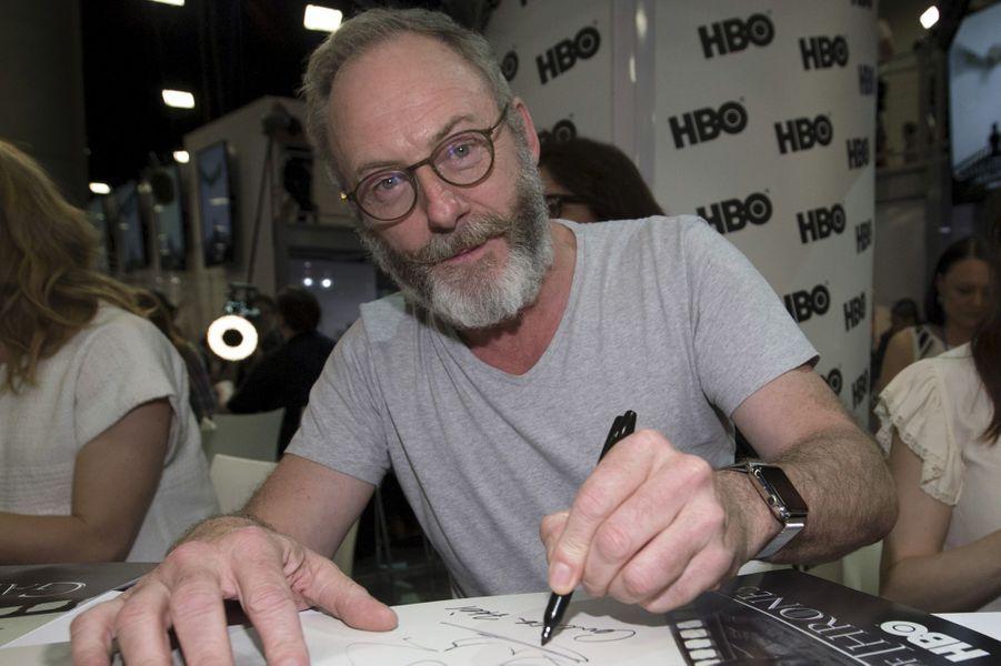 Les stars de la série « Game of Thrones » se sont réunies lors de la deuxième journée du Comic-Con à San Diego