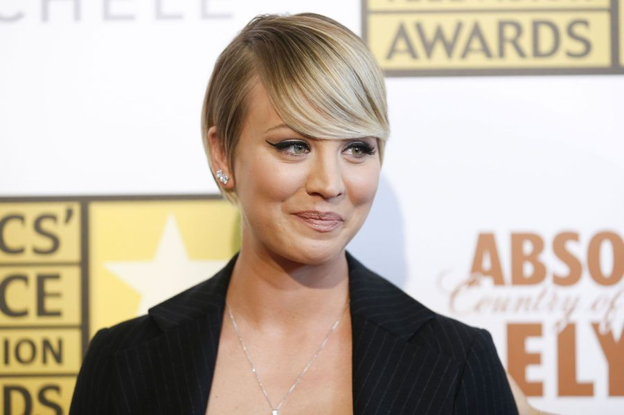 "3- Kaley Cuoco ""The Big Bang Theory"" 11 millions de dollars"