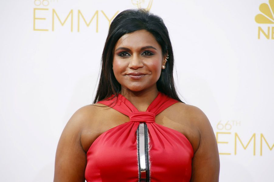 "7- Mindy Kaling ""The Mindy Project"" 6,5 millions de dollars"