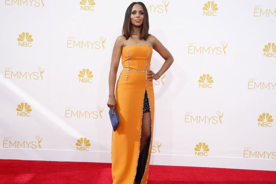 "8- Kerry Washington ""Scandal"" 6 millions de dollars"