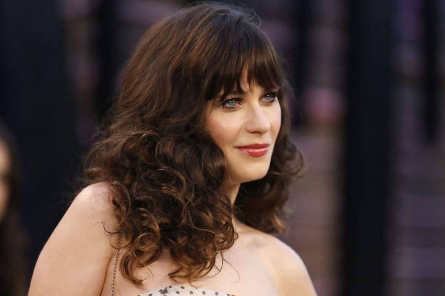 "8- Zooey Deschanel ""New Girl"" 6 millions de dollars"