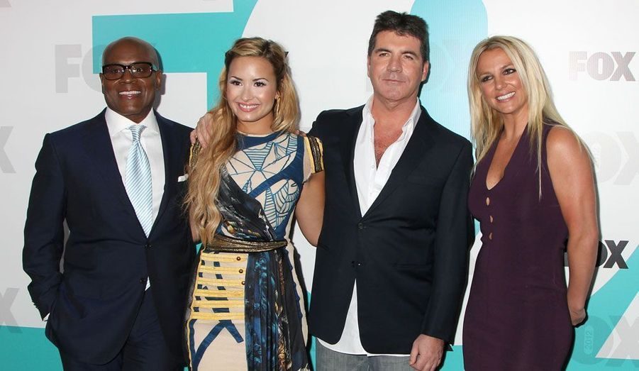 """Britney Spears et Demi Lovato ont officiellement annoncé lundi soir leur participation à l'édition américaine de """"X Factor"""". Les deux chanteuses rejoignent ainsi les nombreuses stars à avoir prêté leur image à un télé-crochet. De Christina Aguilera à Steven Tyler en passant par Christophe Willem, découvrez en images ces artistes devenus jurés."""