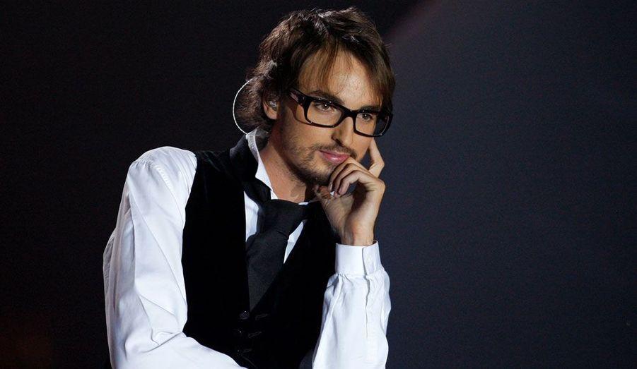 """Christophe Willem a fait partie du jury de la seconde saison de """"X Factor"""" en France."""