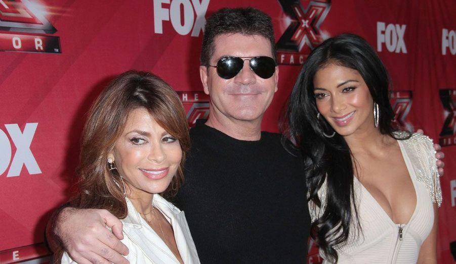 """Nicole Scherzinger n'aura été dans le jury de """"X Factor UX"""" qu'un an."""