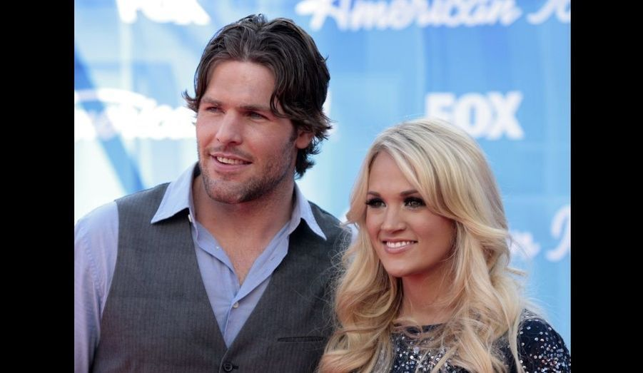 Carrie Underwood et Mike Fisher