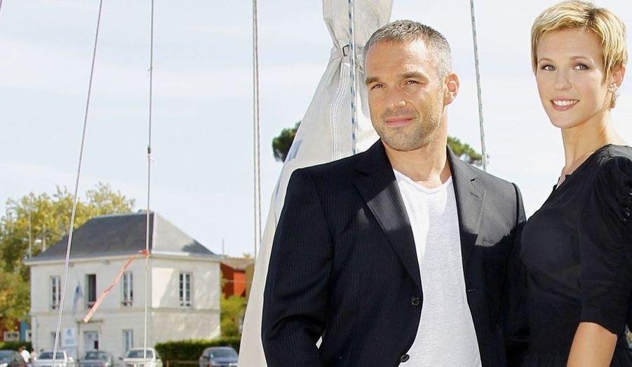 Photo prise lors du Festival de la télévision de La Rochelle, en septembre dernier.