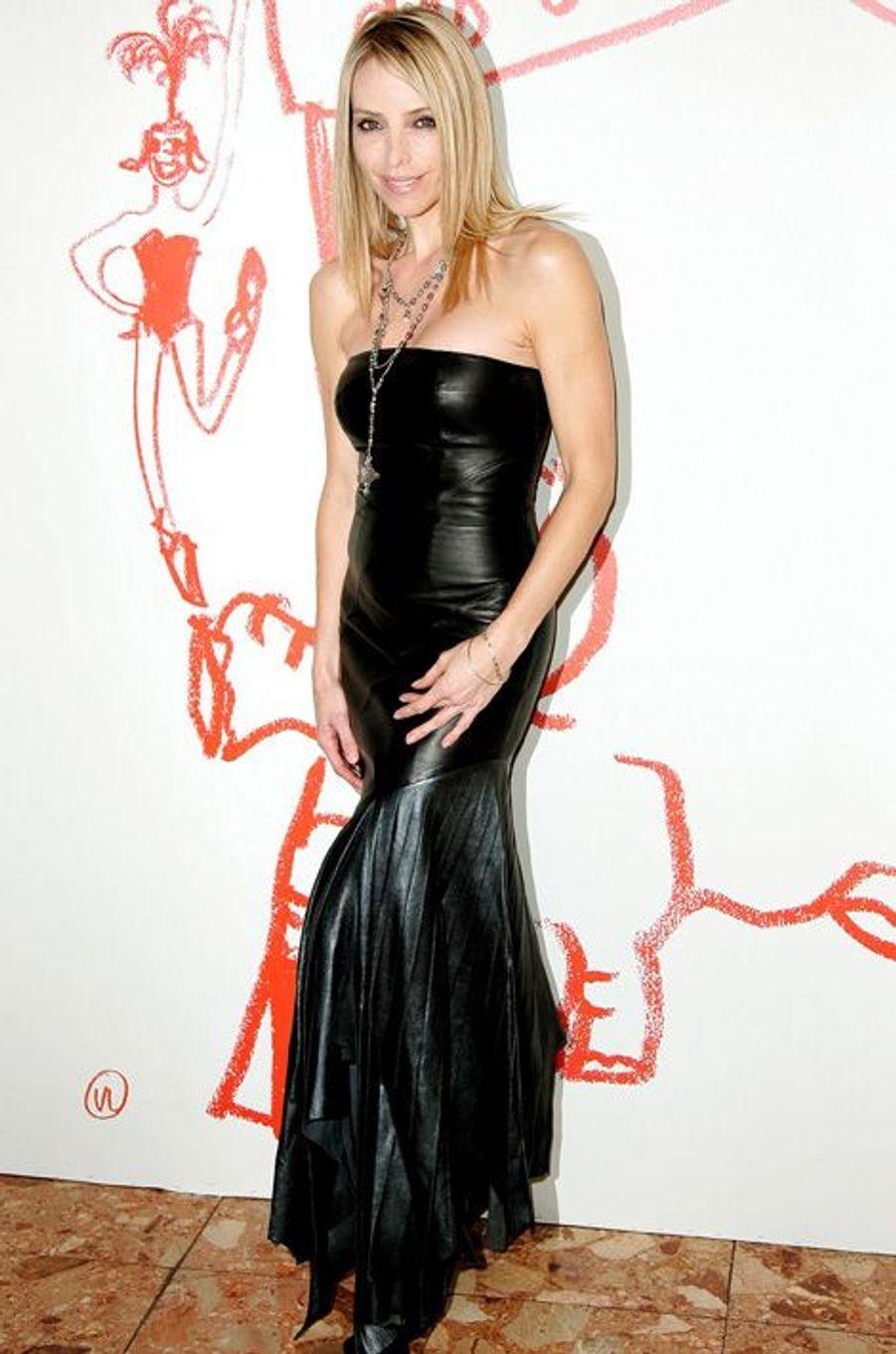 Tonya Kinzinger au gala de l'Union des artistes en 2010